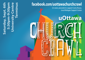 church crawl